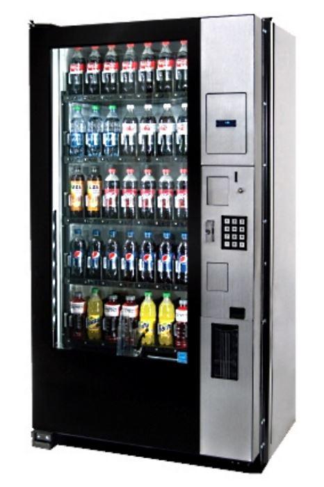 Royal Vision 500 Beverages Vending Machine Distomatic