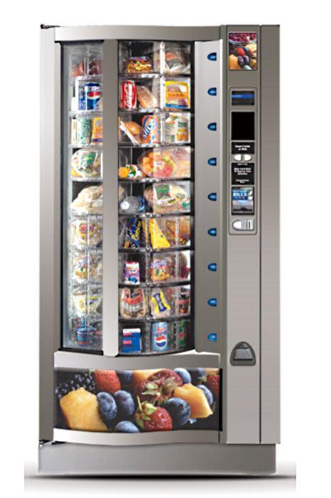 Shoppertron 432 Crane Vending Sandwiches And Fresh Food