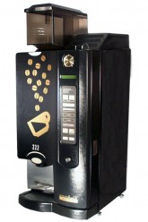 Avalon Quad X Counter Top Coffee Vending Machine Distomatic