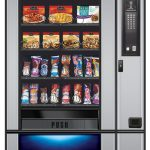Crane National 455, a frozen meals vending machine