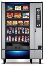 Crane National 455, a frozen meals vending machine