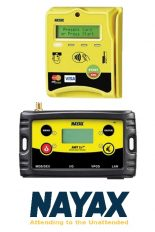 Nayax flash interac credit card reader