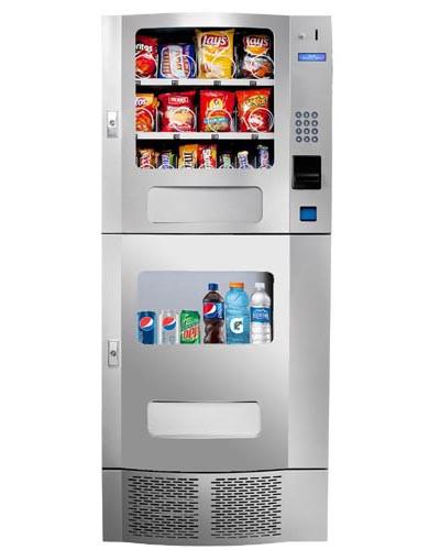 Office Deli Duo Combo compact vending machine