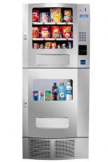 Seaga OD24 Deli Duo combo vending machine