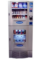 Office Deli Duo, second hand combo, compact, vending machine