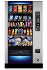 Distributrice Premium Combo 5 XL avec tiroir haute capacité pour les canettes