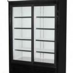 QBD DC40S refurbished 2 glass door refrigerator merchandiser